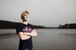 Steffen Bonde 20 meter fra ny verdensrekord