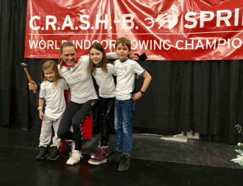 Juliane Elander fejrer fødselsdag med verdensrekord